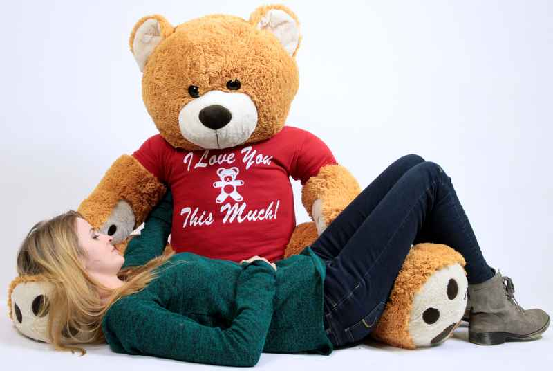 giant stuffed animals for valentines day photo1