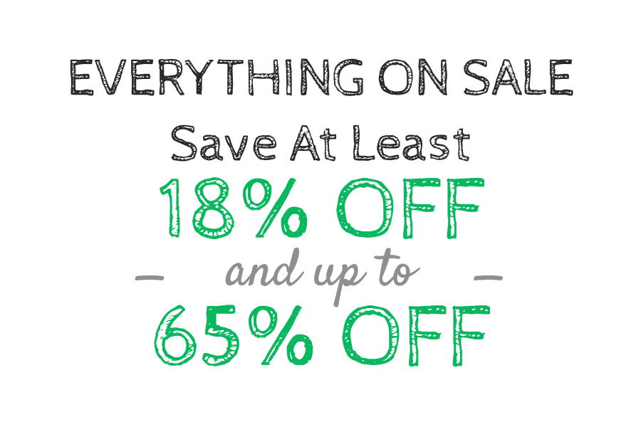Save Big at End of Year with the Big Plush Site-wide Sale