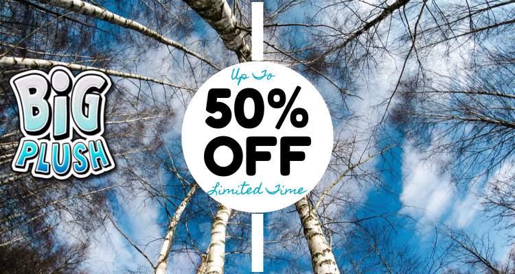 Save up to half off Christmas Sale