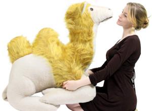 American Made 3 Foot Giant Stuffed Camel 36 Inch Soft Jumbo Desert Stuffed Animal