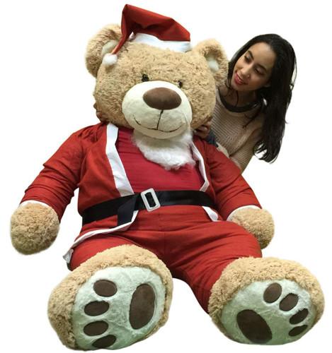 image 1 - Stuffed Santa Claus