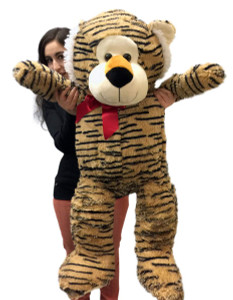 3 Foot Giant Stuffed Tiger 36 Inch Soft Big Plush Stuffed Animal