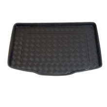 Fiat 500L Living 5 Seat (2012-2099) Tailored Boot Tray (Bottom Level)