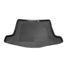 Ford Focus Saloon Mk2 (2005-2011) Tailored Boot Tray (Space-Saver Spare Wheel)