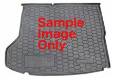 Hyundai Ionic Hybrid (2016-2099) Tailored Boot Tray (Battery on right)