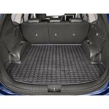 Hyundai Santa Fe 4th Gen 7 Seat (2018-2099) Tailored Boot Tray (3rd Row Folded)