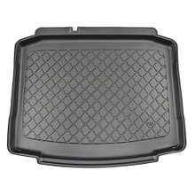 Skoda Karoq (2017-2099) Tailored Boot Tray (Models with Tyre Inflation Kit in Boot)