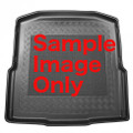 Skoda Octavia 3rd Gen Estate (2013-2099) Tailored Boot Tray (Bottom Level)