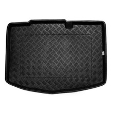 Toyota Yaris 3rd Gen (2011-2019) Tailored Boot Tray (Lower Level with Space-Saver Wheel)