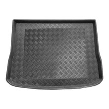 Volkswagen Tiguan 1st Gen 5 Seater (2007-2016) Tailored Boot Tray (Spare Wheel Fitted)