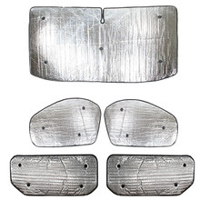 Vauxhall Vivaro MkA (2001-2014) Thermal Reflective Blinds