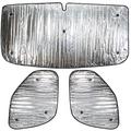 Citroen Jumper MK3 (2006+) Thermal Reflective Blinds