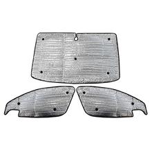 Peugeot Partner Mk2 (2008-2018) Thermal Reflective Blinds