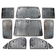Volkswagen Caddy Life 3rd Gen (2004-2020) Thermal Reflective Blinds (Tailgate - Not Maxi)