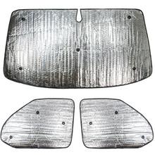 Volkswagen T6 (2015-2099) Thermal Reflective Blinds (With Rain Sensor)