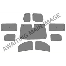 Toyota ProAce Mk3 L2 MWB (2017+) Thermal Reflective Blinds