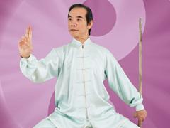 Tai Chi Sword - Chen 36 Forms