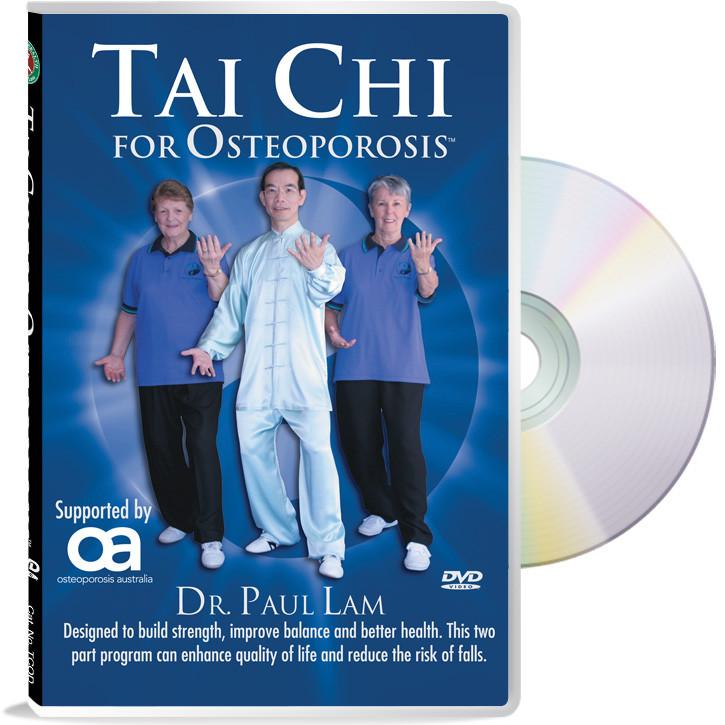 Tai Chi for Osteoporosis