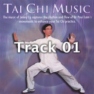 Tai Chi Music - 01 Meditation in Motion (single track)