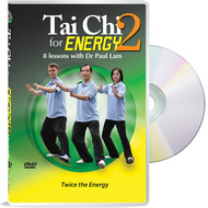 Tai Chi for Energy 2 - Twice the Energy - Free Lesson