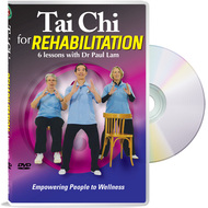 Tai Chi for Rehabilitation - Empowering people to wellness - free lesson