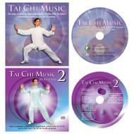 BUNDLE: Tai Chi Music CD Bundle (Volumes 1 and 2)