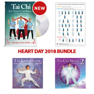 BUNDLE: Tai Chi for Heart Conditions Bundle (for World Heart Day 2018)