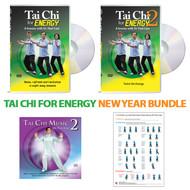 BUNDLE: Tai Chi for Energy Bundle 2019