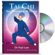 Tai Chi -The Combined 48 Forms DVD with Dr Paul Lam