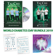 BUNDLE: Tai Chi for Diabetes Bundle (for World Diabetes Day 2019)