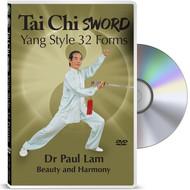 Tai Chi Sword - Yang Style 32 Forms