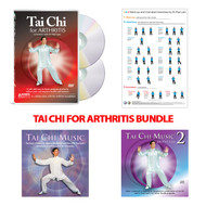 BUNDLE: Tai Chi for Arthritis Bundle (for World Arthritis Day 2020)