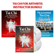 BUNDLE: Tai Chi for Arthritis - Instructor Bundle
