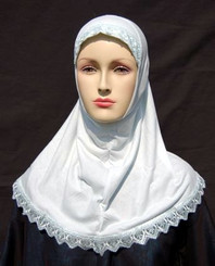 Large head scarf