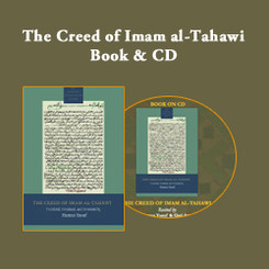 The Creed of Imam al-Tahawi Book & CD