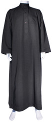 Original Al-Haramain Mens Thobe - Black
