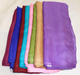 Silk Rectangle Hijabs