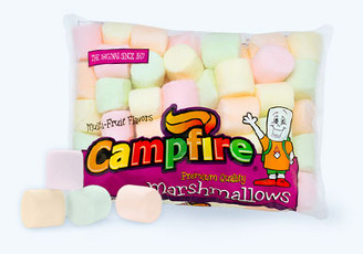 100% Halal Big Campfire Marshmallows (Rainbow)