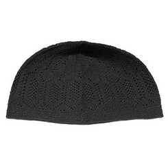 Men's Topi – Black