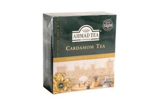 Ahmad Tea London – Cardamom Tea (100 tea bags)
