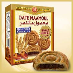 Alkaramah Date Maamoul Biscuits