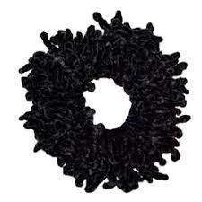 Volumizing Scrunchie (Black)