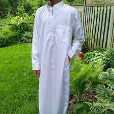Teenager White Thobe (Size 50 only)
