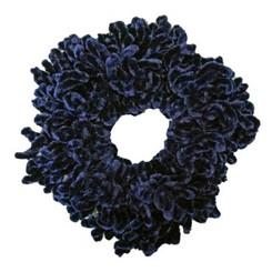 Copy of Volumizing Scrunchie (Navy Blue)