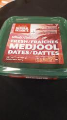 Medjool dates 1 pound