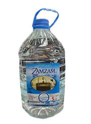 Zamzam Water (5 litre)