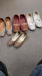 Ghosa Shoes (ladies)