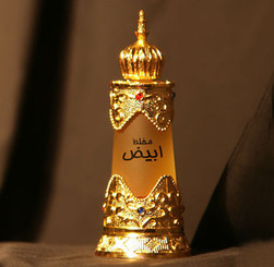 Mukhallat Abiyad Attar Perfume (24 ml)
