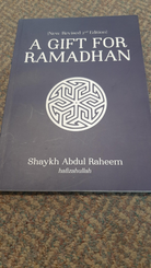 A gift for ramadan