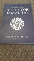 A gift for ramadan